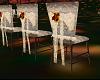 Autumn Wedding Chairs