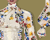 Colorful Embroidery Top