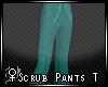 ♀Scrub Pants T