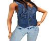 jeans & top dress