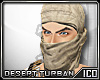 ICO Desert Turban M