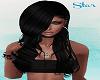 Mia Black Silk