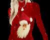 Santa Mini Dress Tights