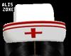 [AZ] Nurse Hat/cofia