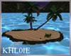 K rustic  island w dolph