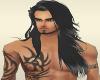 Sexy Long Blk Hair