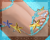 Mermaid Scale Wedges