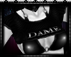 !S Custom Tease top-Dame