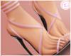 £. Valentine Pink Heels