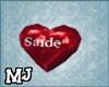 (T)Saide Hearts