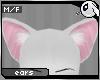 ~Dc) White Living Ears