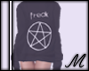 :M: Freak -Sweater-