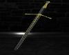 Elegant Claymore Sword