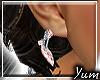 /Y/Pink Diamond Earrings