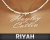 !R  H+C Necklace CUSTOM