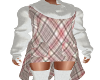 Zia Outfit-Pink/Grey