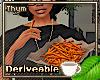 Swt Potato Fries Basket