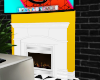 $ Wall w/ Fireplace Slot