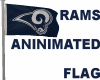 RAMS ANIMATED FLAG