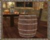 ⚡  Wooden Keg