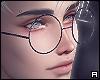 ϟ. Potter Specs . Noir