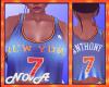 N! #7 Knicks Jersey