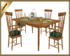 Country Dinning Table