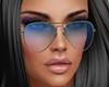 Blue Glasses / Shades