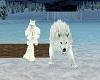 Snow Wolf Pet