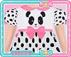 Kids Panda Dress 🐼