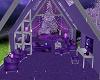 Furnished Purple Loft