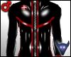 PVC Nurse suit black (m)