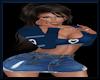 SportyGirl Blue/Blue