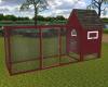 SC  Farm Chicken Coop