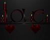 V Tough Love Shelving