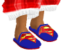 SLIPPERS SUPERMAN M