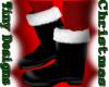 *T Sexy Santa Boots