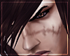 Harlock Eyebrows