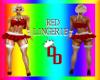 (DD) RED LINGERIE