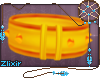 [Zlix]Orange Collar
