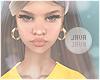 J | Daisy black pearl