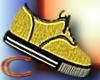 Yellow/Black Vans [M]