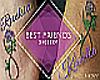*BFF Tee* Purple