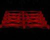 xA - Red Bleachers