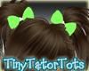 Kids Sister 4 Hair Bows