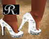 {RX} White Elegance Shoe