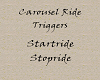 Carousel Triggers