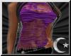 MC~ Lace Suit - Purple