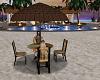 Beach Table & Chairs