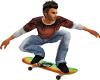 Skateboard~Bob Marley